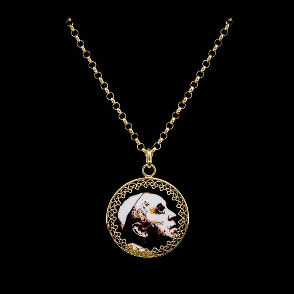 Necklace Pope Francisco