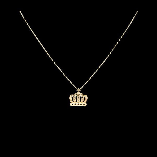 "Necklace ""Crown""."